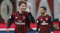 MIlan closes gap on Juve in table top clash