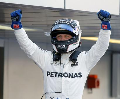 Bottas wins in Russia for his first F1 victory