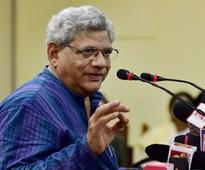 Sitaram Yechury calls for law to ensure at least 100 days of presence in Parliament