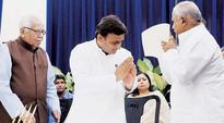 Akhilesh reshuffles cabinet for 7th time, Balram Yadav back