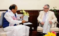 India & Ukraine to strengthen bilateral cooperation through Cinema