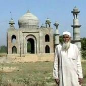 Retired Uttar Pradesh postmaster builds replica of Taj Mahal to immortalise love for wife