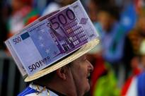 Strong German inflation good news for ECB, damper for consumers