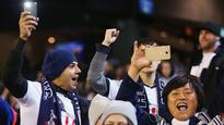 Tottenham fans urged not to display club colours ahead of Moscow match