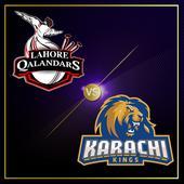 PSL T20 2016: Karachi Kings Beat Lahore Qalandars By 7 Wickets