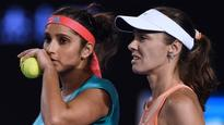 Mirza-Hingis Suffers Setback in Stuttgart Open Final