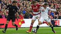 Holebas sees Watford to Boro win