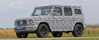 2018 Mercedes-Benz G-Class Rumored To Get Independent Air Suspension