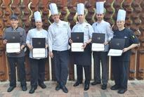 Aramark Chefs Awarded Distinguished ProChef Certification From The Culinary Institute of America