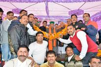 Virbhadra Singh urges PRI representatives to work with dedication for development of their areas