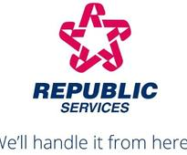 Republic Services, Inc. Reports First Quarter Results