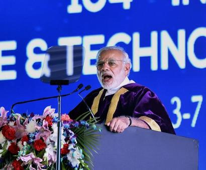 Science must meet rising aspirations of our people: PM