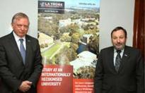 La Trobe University signs MoUs to partner with 3 Indian institutes
