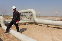 Shell is thinking about selling its oil fields in Iraq (RDS.A)