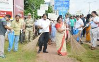 Odisha: NALCO joins the nation in Swachh Bharat Mission