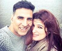 Akshay, Twinkle's great escape to Seychelles