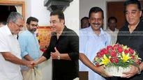 Kamal to launch political party on Wednesday; Pinarayi, Kejriwal may attend