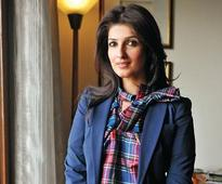 Twinkle Khanna says, it's good to make films from novels