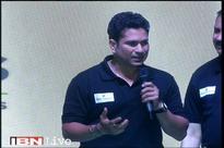 Sachin Tendulkar launches road safety campaign in Delhi