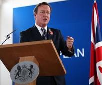 EU referendum: David Cameron warns Brexit will threaten state pensions