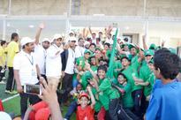 Emerald House wins MIS meet crown