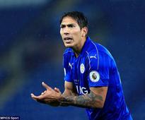 Leicester striker Leonardo Ulloa wanted by Alaves