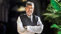 The Indian politician needs to visit school like 'an ordinary parent' to assess child safety: Kailash Satyarthi