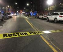 Arrest made in Boston shooting that left man dead, woman injured