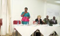 Minister calls on Ugandans to combat sexual violence