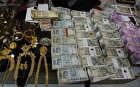 Andhra Pradesh ACB raid senior govt officer's premises