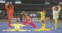 State Level Wushu Championship SAI RC inch closer to championship title