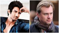 Sushant Singh Rajput aspires to work with Christopher Nolan