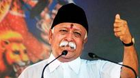People who revere cows aren't violent even if their sentiments are hurt: RSS Chief Mohan Bhagwat