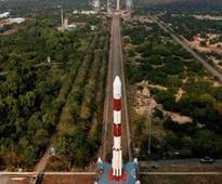 India blasts off its 33rd PSLV vehicle carrying fifth navigation satellite