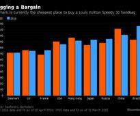 Copenhagen Not Paris Is Now Cheapest for That Vuitton Bag: Chart