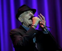 New York's Lincoln Center to remember Leonard Cohen