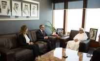 SCH president receives UK ambassador