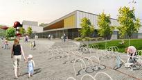 QEII centre construction begins