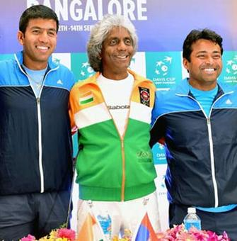 Former captain Anand Amritraj on India's chances at Davis Cup
