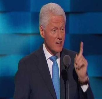 She's the best damn change-maker Ive ever met: Bill Clinton pitches for Hillary