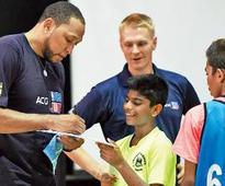 Be competitive, play hard: NBA champ Shawn Marion