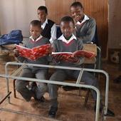 Poor community builds own school to make sure kids get education