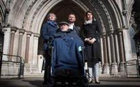Man terminally ill with motor neurone disease loses court bid to change law on assisted dying