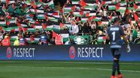 Israel watching for Palestinian flags at Celtic-Beersheba meet