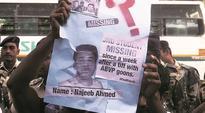 Najeeb Ahmad still missing, JNU students to approach LG, CM