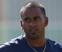 England's Dmitri Mascarenhas is a freelance cricketer