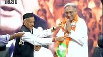 Uttarakhand: Nine rebel Congress MLAs join BJP