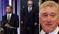 Martin Scorsese, Leonardo DiCaprio, Robert DeNiro to work together?