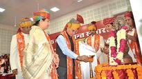 JNVU Convocation: 70 medals awarded as girls take edge