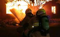 Fire destroys factory in Sydney's inner west